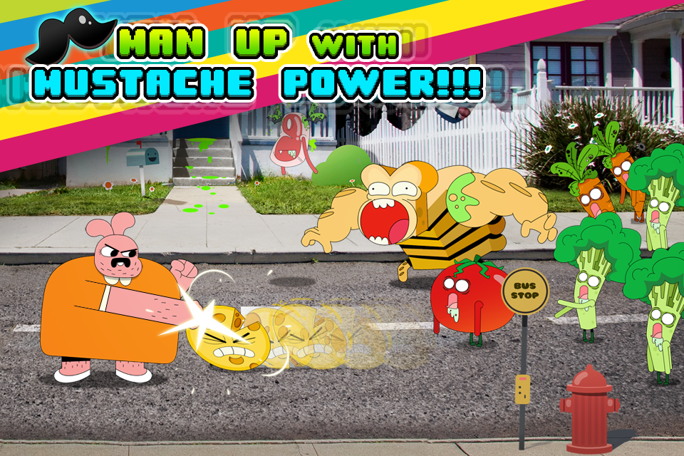 Image of Mutant Fridge Mayhem - Gumball for iPhone